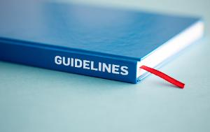 guidelines notebook, concept