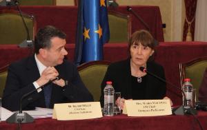 12th EU-Albania SAPC meeting, Tirana, Albania