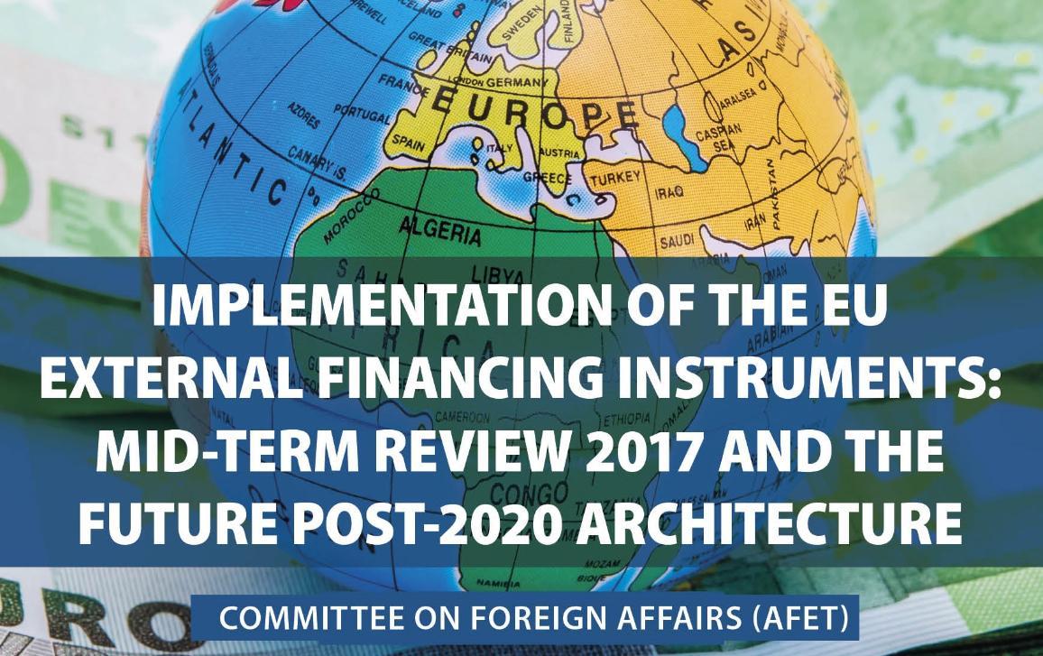 External Financing Instruments