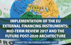 External Financing Instruments