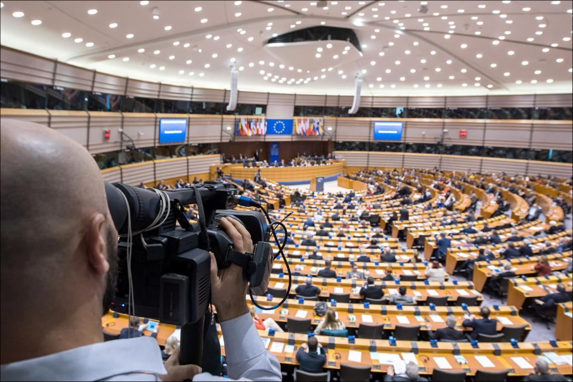 Plenarna sjednica u Bruxellesu © Europska unija 2018. - EP.