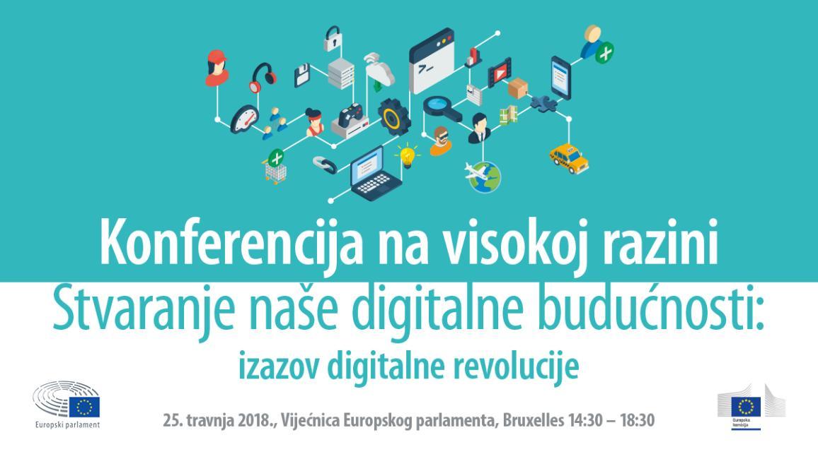 Konferencija o izazovima digitalnog gospodarstva