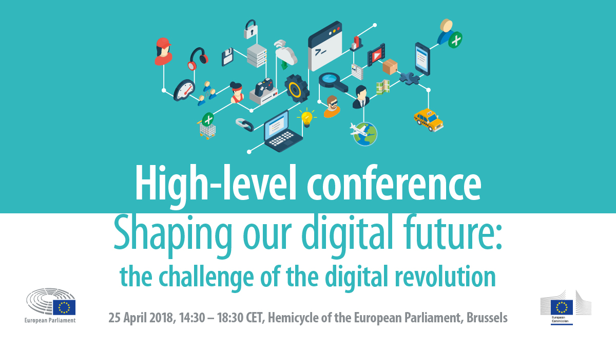 Digital economy: Parliament conference on risks and benefits | News | European Parliament