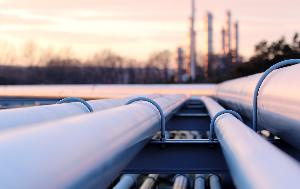Gas pipeline during sunset ©AP Images/European Union-EP