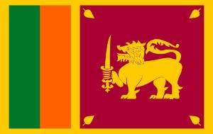 Image of Sri Lanka flag