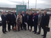 REGI MEPs visiting Science Park in Derry, Northern Ireland