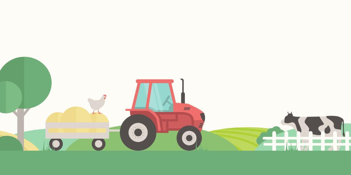 Infografikas apie ekologinį ūkininkavimą ES
