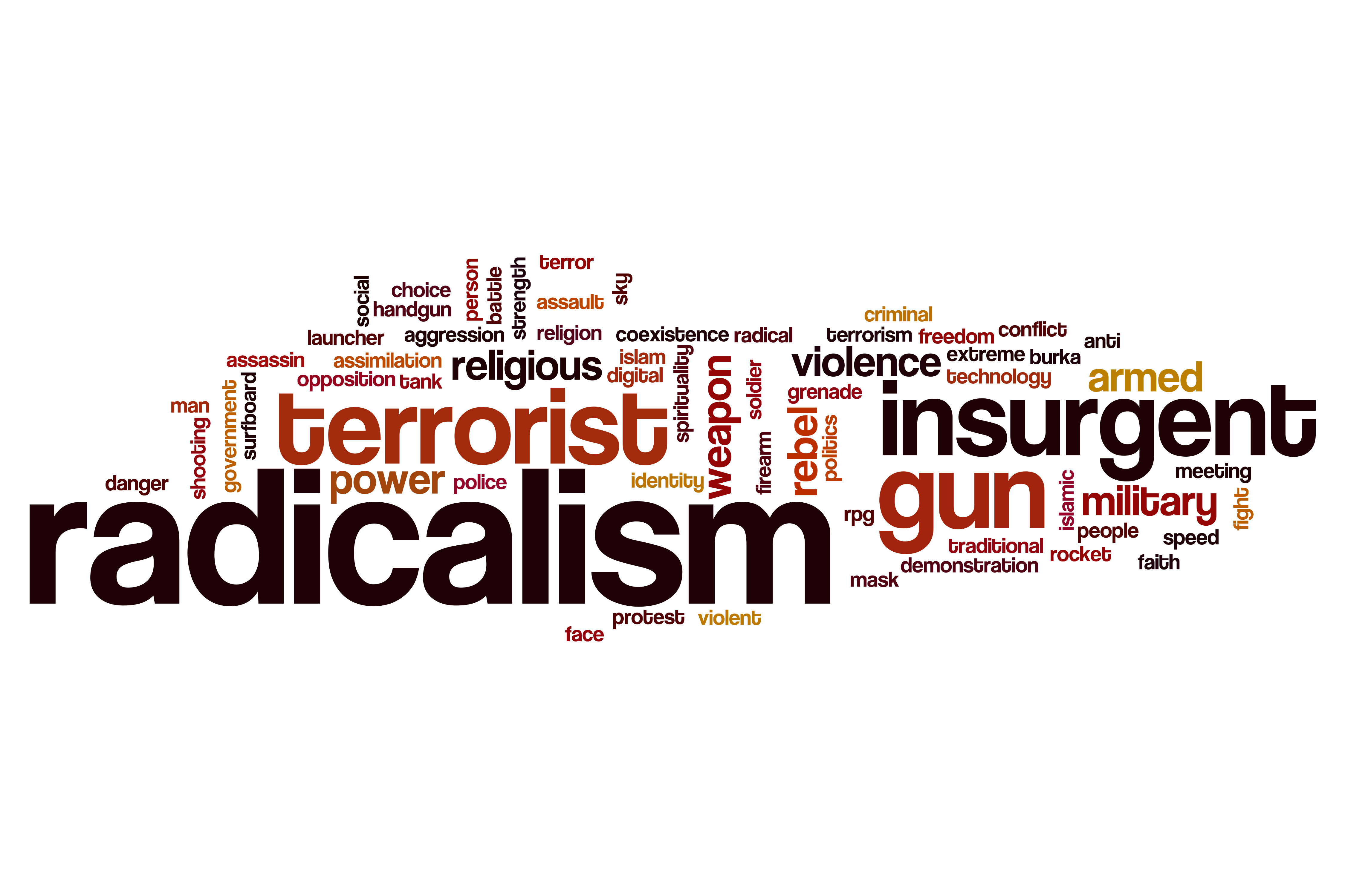 Radicalism Public Hearing Special Committee on Terrorism