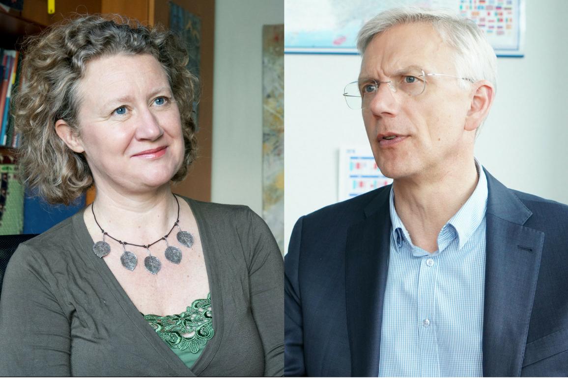 Financement du terrorisme : Judith Sargentini et Krišjānis Kariņš