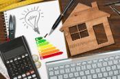 Energy Efficiency Rating - Wooden House Model © AP Images/European Union-EP
