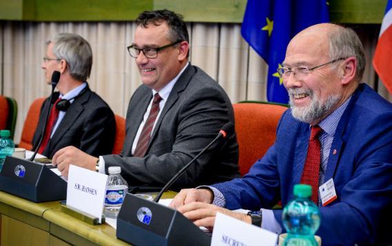 49th EEA Joint Parliamentary Committee meeting, Strasbourg 2017