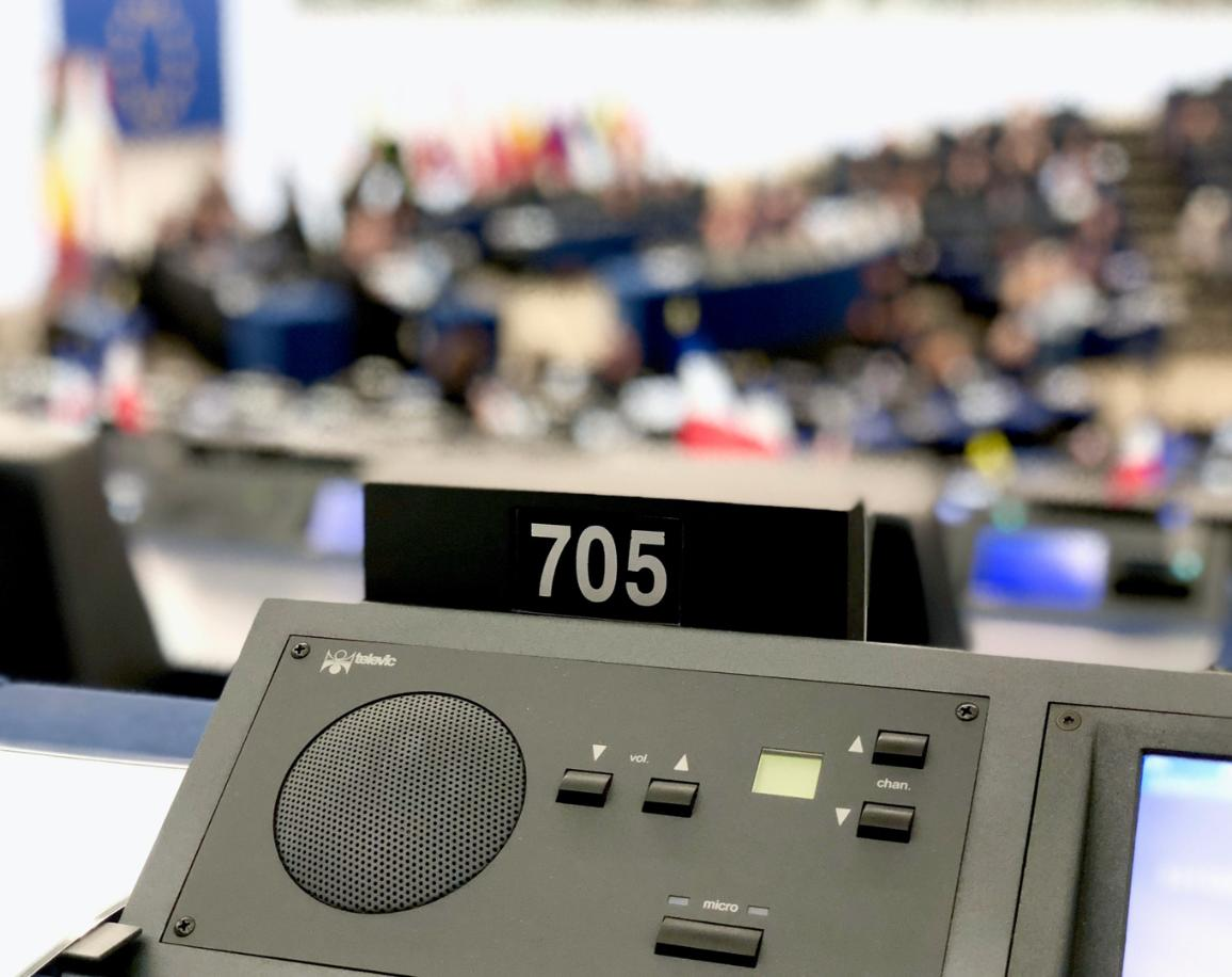 From 751 MEPs to 705 after the next elections