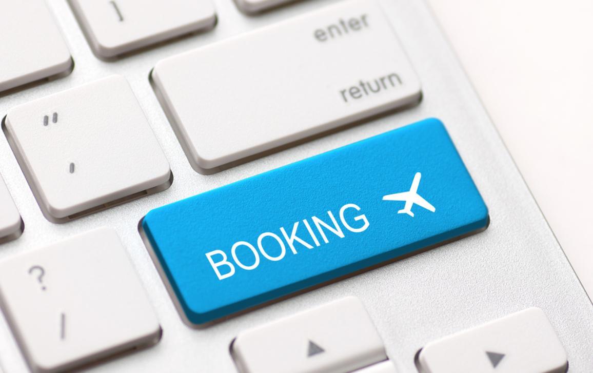 Keyboard booking