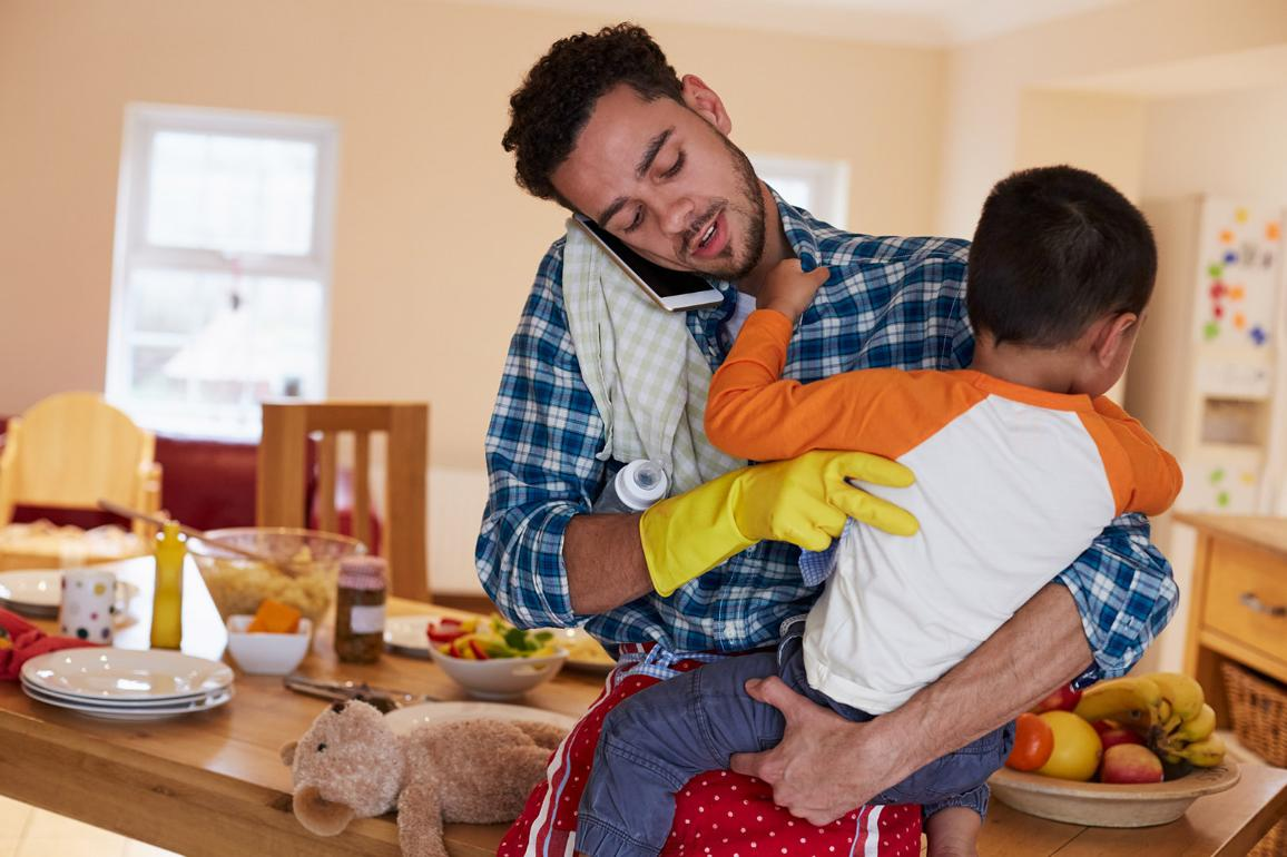 Paternal leave would benefit children and a family life, whilst reflecting societal changes