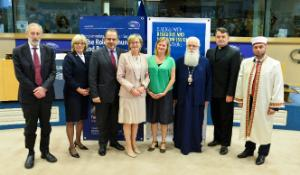 "Implementing the European Social Pillar: The Role of Church and Religions"" [26 June 2018]"