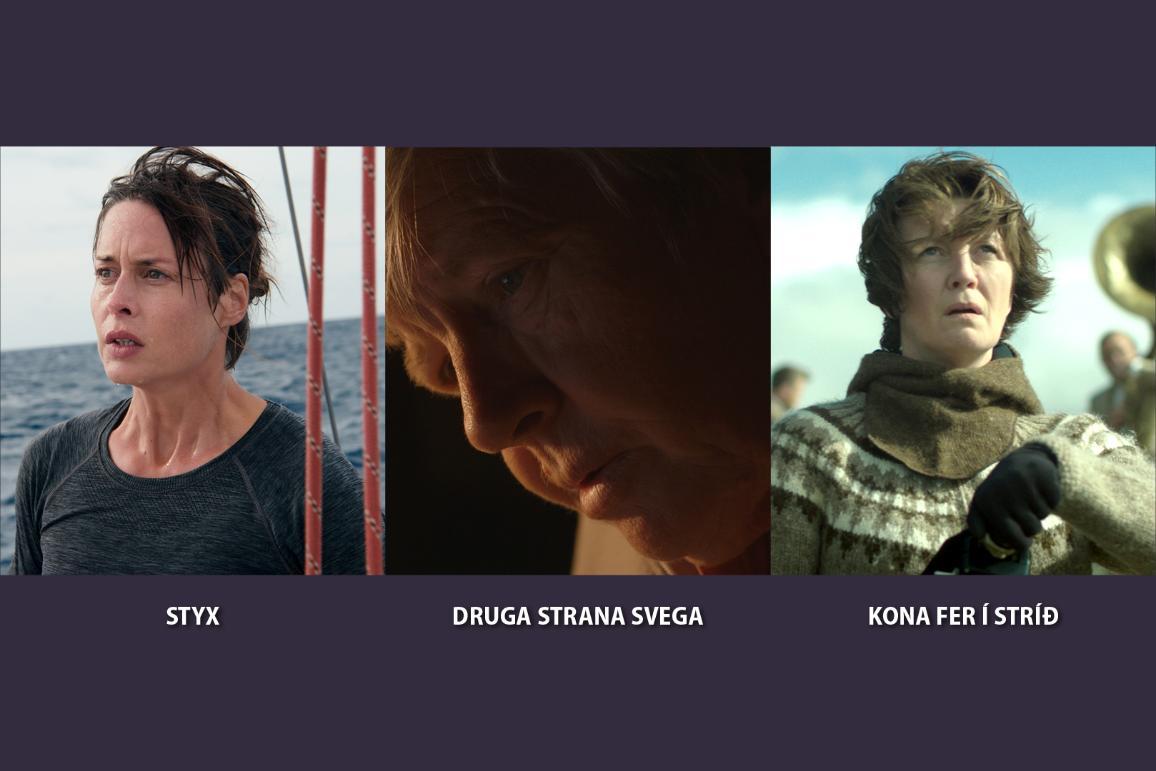 In finale al Premio cinematografico LUX la forza delle figure femminili