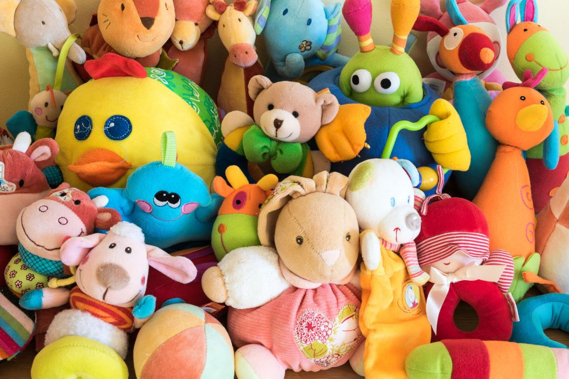 An illustration photo of various children toys ©AP Images/European Union-EP
