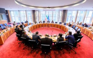 Meeting room 7th EP-Iran IPM September 2018 Brussels