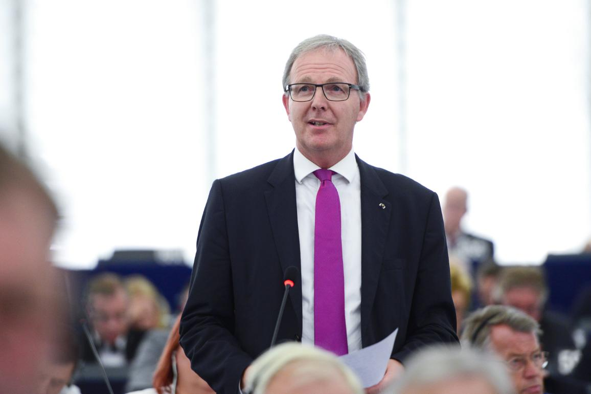 Parliament adopts its position on digital copyright rules. Rapporteur Axel Voss (EPP, DE)