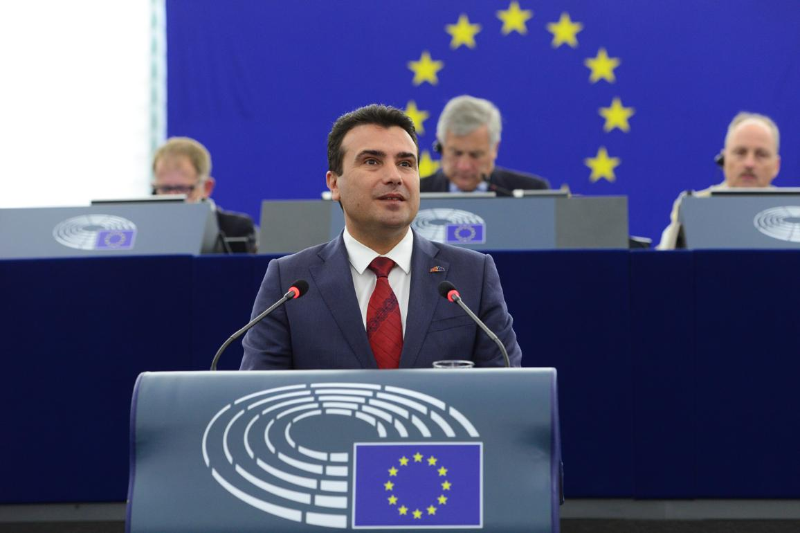 Address by Zoran Zaev, Prime Minister of the former Yugoslav Republic of Macedonia