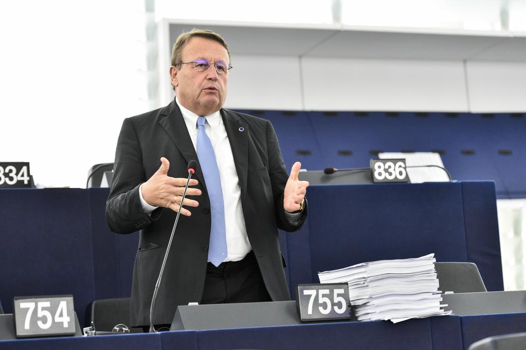 MEP Paul Ruebig