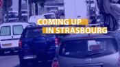 Již brzy ve Štrasburku: od emisí výfukových plynů po audiovizuální zákony
