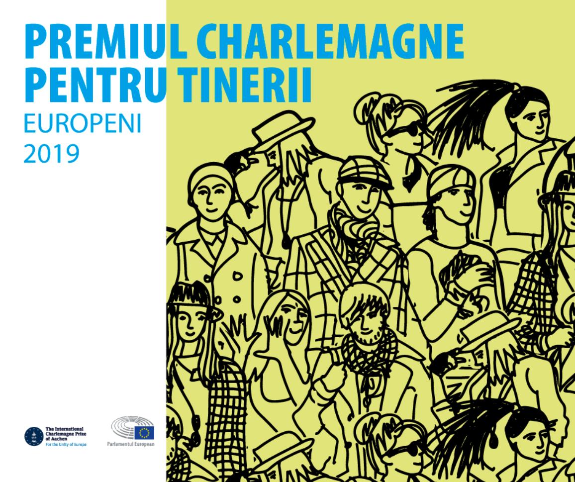 Premiul Charlemagne pentru tinerii europeni .