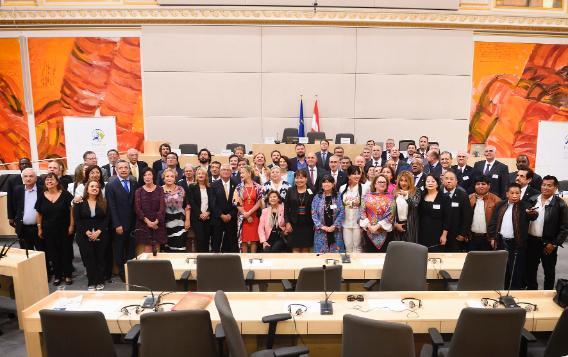 EuroLat-Viena-foto-familia 11th plenary session