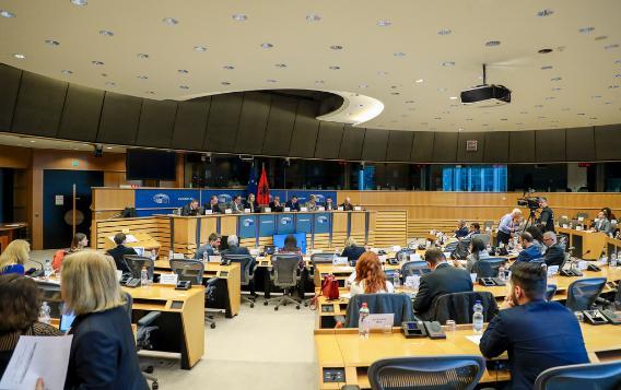 13th EU-Albania SAPC meeting 15 October 2018