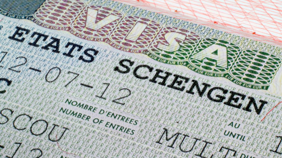 PassPassport Visa for a Schengen area ©AP images/European Union -EP