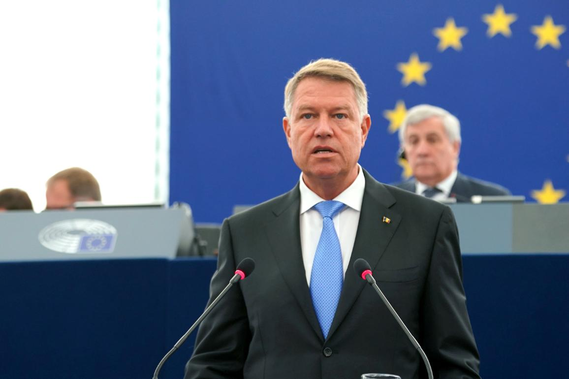 Future of Europe Plenary debate with the President of Romania, Klaus Iohannis