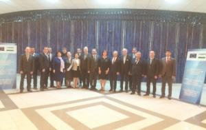 Members of the EP delegation and the Oliy Majlis of Uzbekistan
