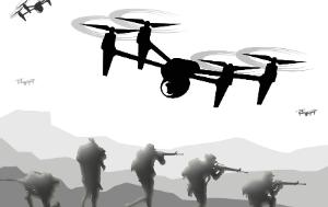 The threats posed by drones to Europe's armed forces