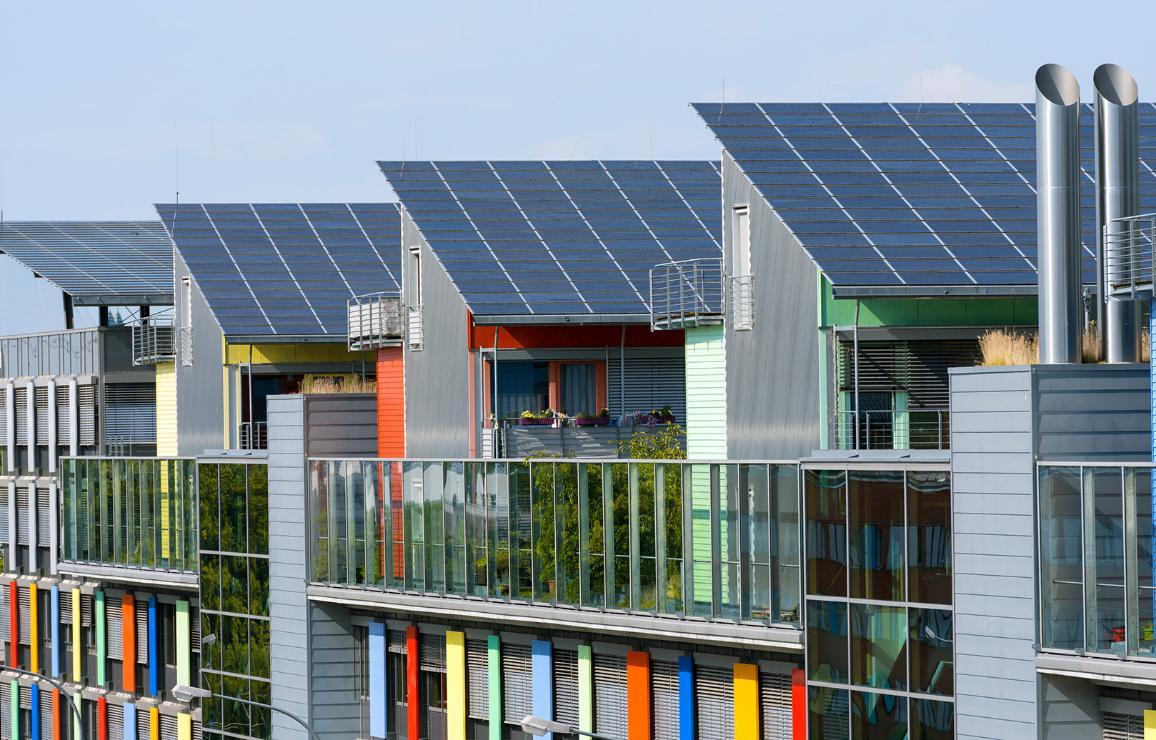 Les Européens pourront consommer, stocker et vendre l'énergie renouvelable qu'ils produisent. ©AP Images/Union européenne-PE