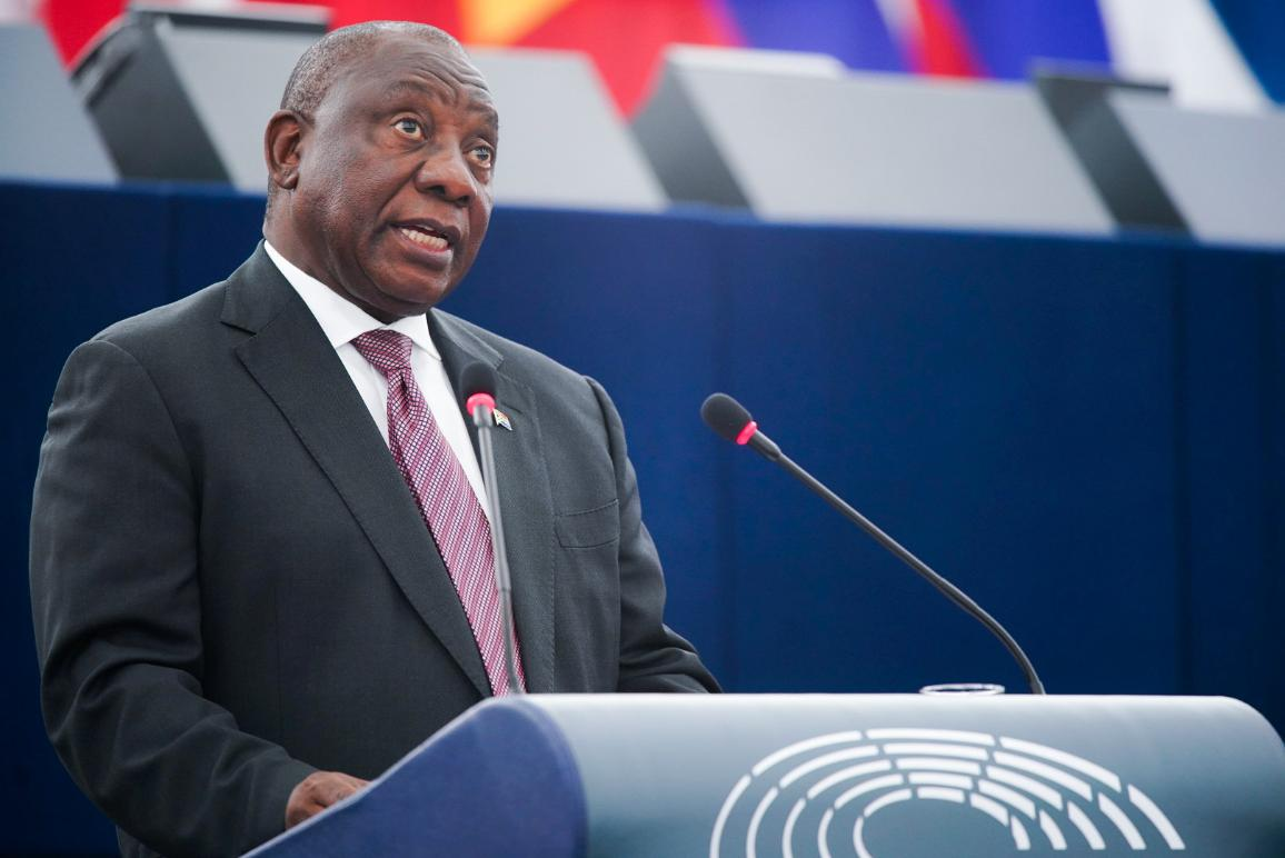 President of the Republic of South Africa