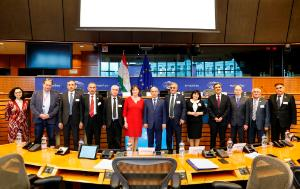 7th EU-Tajikistan parliamentary Cooperation Committee