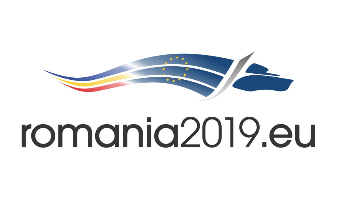 Logo of the Romanian Presidency