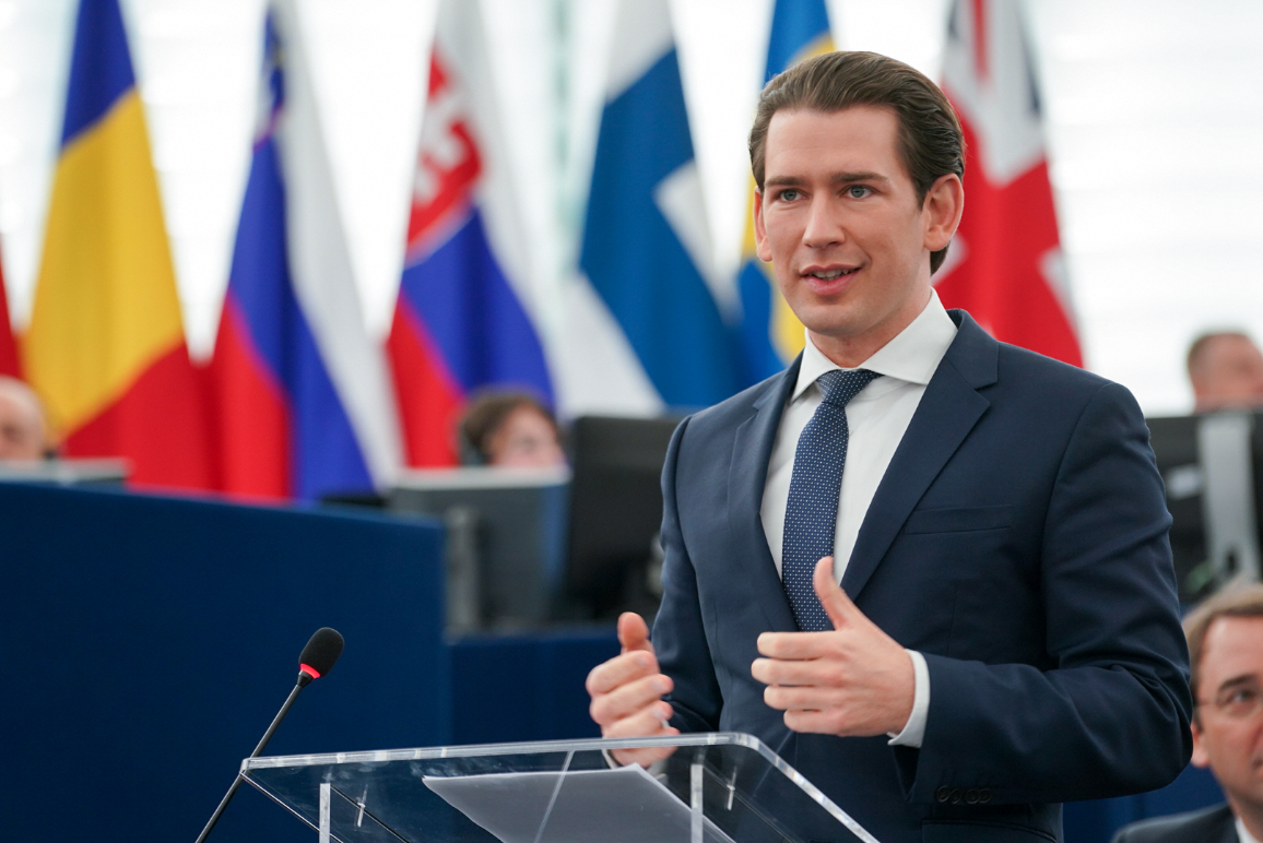 Review of the Austrian Council Presidency during the January Strasbourg plenary session