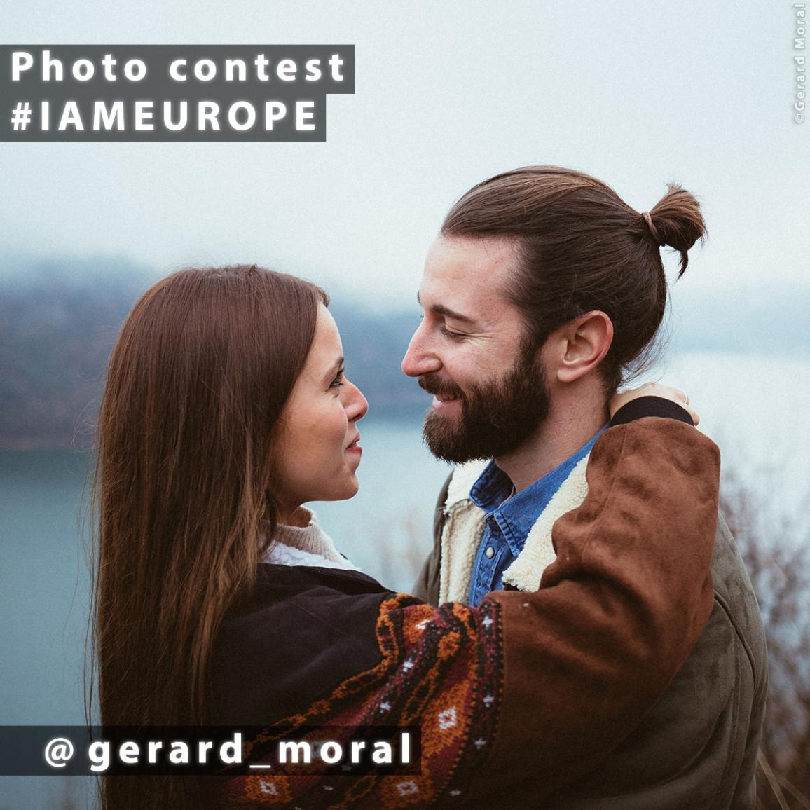 Special thanks to the Spanish photographer Gerard Moral (instagram @gerard_moral) for your photo contest testimonial