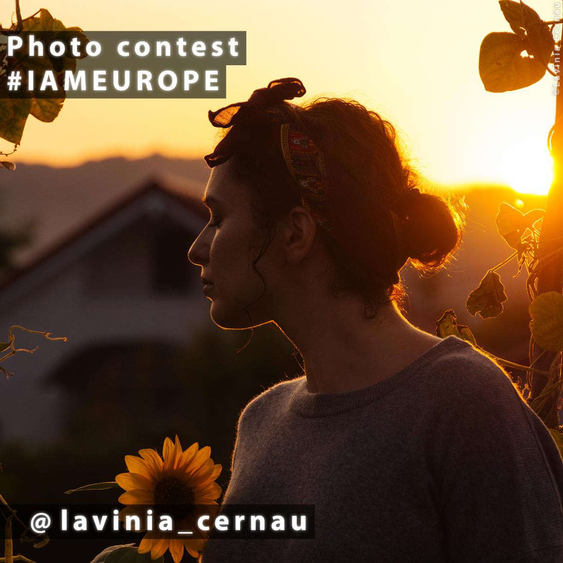Special thanks to the Romanian photographer Lavinia Cernau (instagram @lavinia_cernau) for your photo contest testimonial