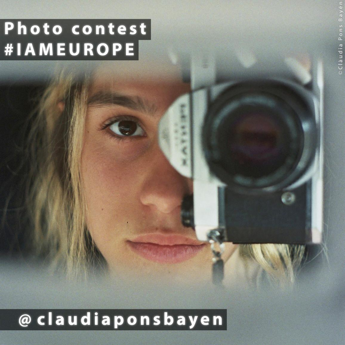 Special thanks to the Spanish photographer Clàudia Pons Bayén (instagram @claudiaponsbayen) for your photo contest testimonial