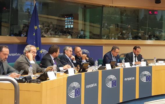 High Level Seminar EU-ALC Brussels January 2019