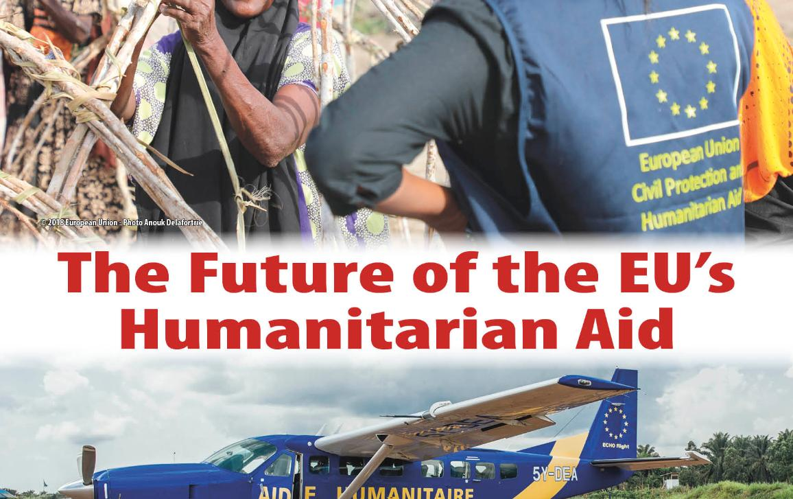 The future of the EU's Humanitarian Aid