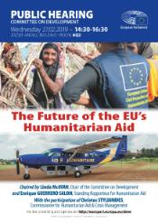 The future of the EU's Humanitarian Aid
