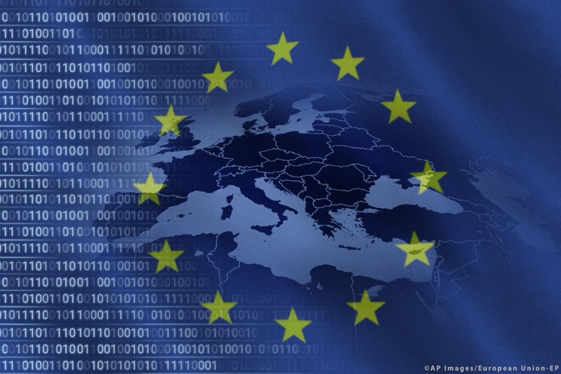 Use of personal data in the EU elections political campaign ©AP images/European Union-EP