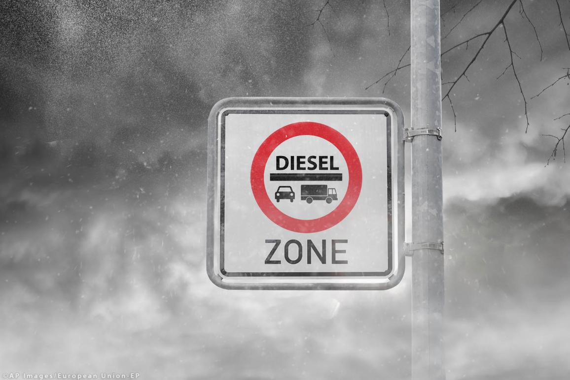 Diesel driving ban ©AP images/European Union-EP