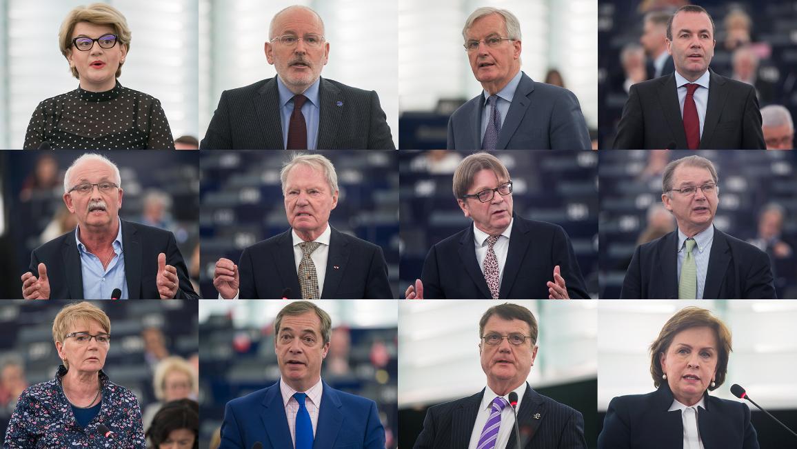 Débat en plénière sur le Brexit