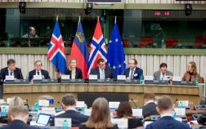 52nd EEA Joint Parliamentary Committee meeting in Strasbourg