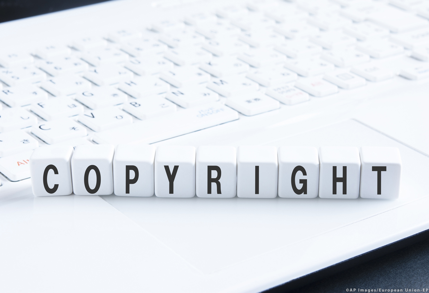 How does copyright work? | Business Law Donut | 1106x1620