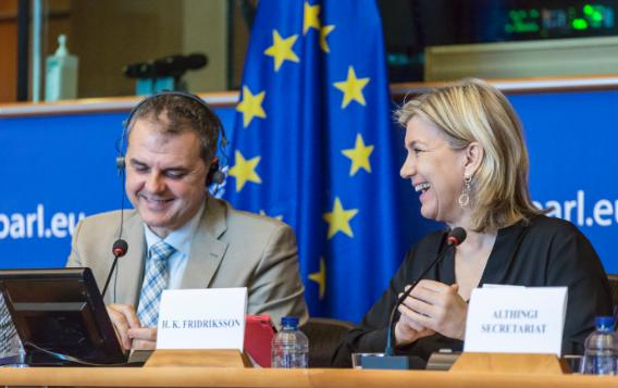 EU-Iceland JPC meeting, the Co-Chairs